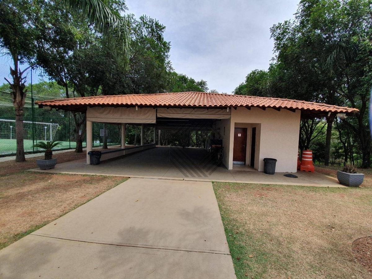 terreno à venda, 744 m² por r$ 522.000,00 - condomínio lago da boa vista - sorocaba/sp - te0097