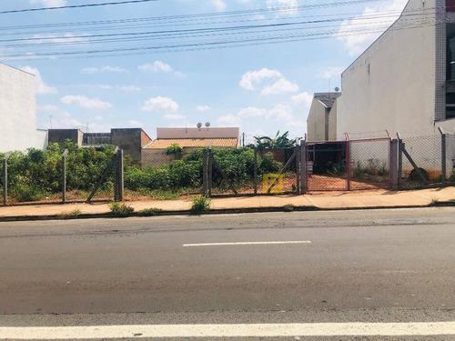terreno à venda, 750 m² por r$ 1.680.000,00 - cidade nova ii - santa bárbara d'oeste/sp - te0207