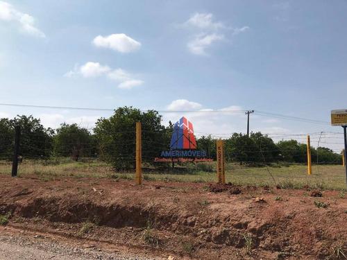 terreno à venda, 75000 m² por r$ 9.750.000 - limeira - limeira/sp - te0229
