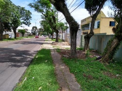 terreno à venda, 770 m² por r$ 620.000 - boqueirão - curitiba/pr - te0372