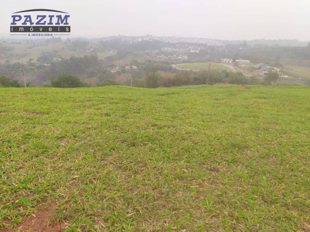 terreno à venda, 800 m² - condomínio campo de toscana - vinhedo/sp - te2471