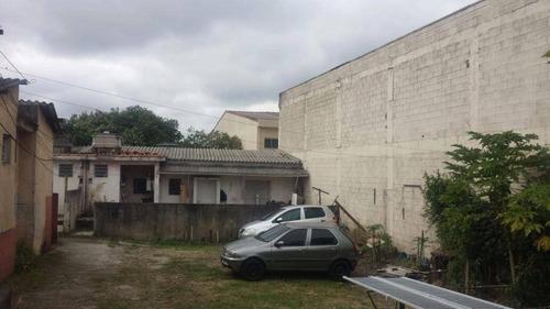 terreno à venda, 837 m² por r$ 2.000.000,00 - baeta neves - são bernardo do campo/sp - te0013