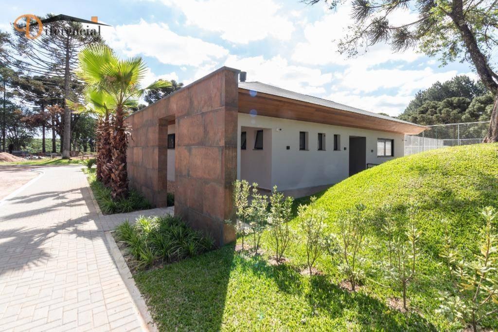 terreno à venda, 860 m² por r$ 848.483 - augusta - curitiba/pr - te0137