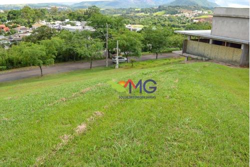 terreno à venda, 883 m² por r$ 360.000 - condomínio porto atibaia - atibaia/sp - te0347