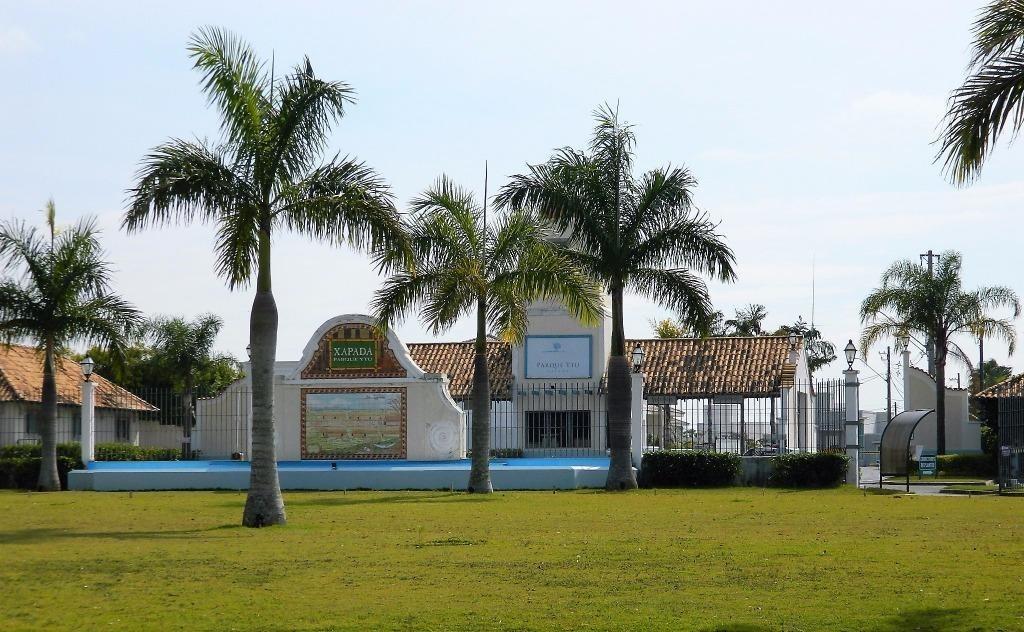 terreno à venda, 919 m² por r$ 295.000,00 - condomínio parque ytu xapada - itu/sp - te0128