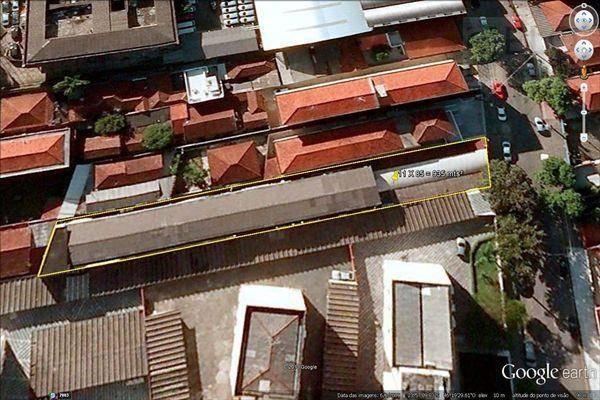 terreno à venda, 935 m² por r$ 3.400.000,00 - encruzilhada - santos/sp - te0028