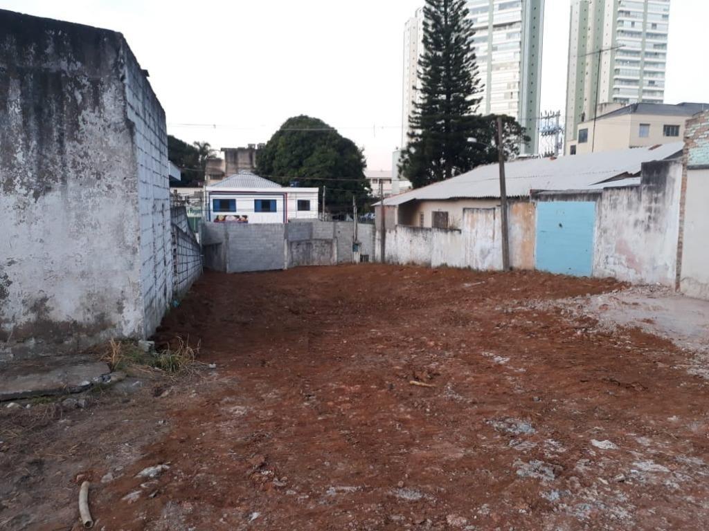 terreno à venda, 981 m² - centro - guarulhos/sp - te0425