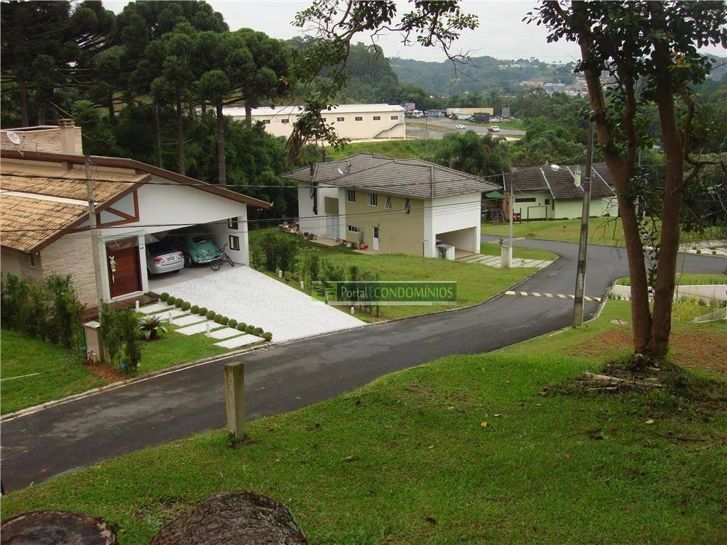 terreno à venda, 990 m² por r$ 360.000,00 - santa felicidade - curitiba/pr - te0338