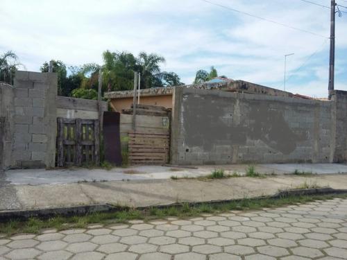terreno à venda a 800 metros da praia gaivota. ref 324