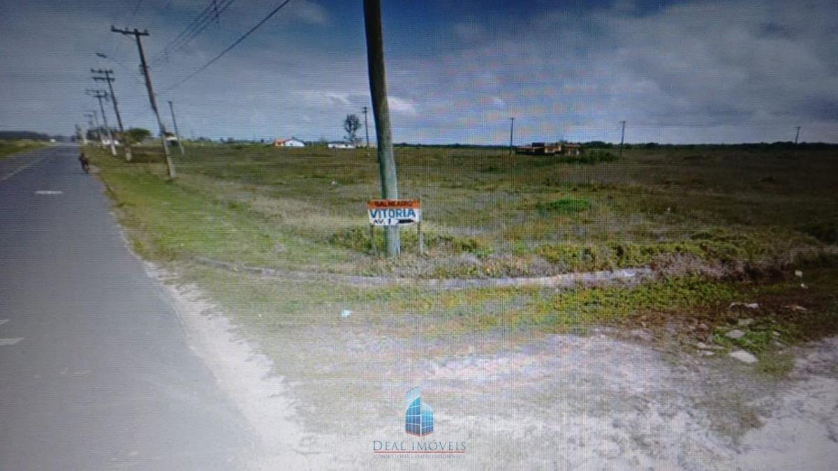 terreno à venda balneário vitória ilha comprida s - 06288-1