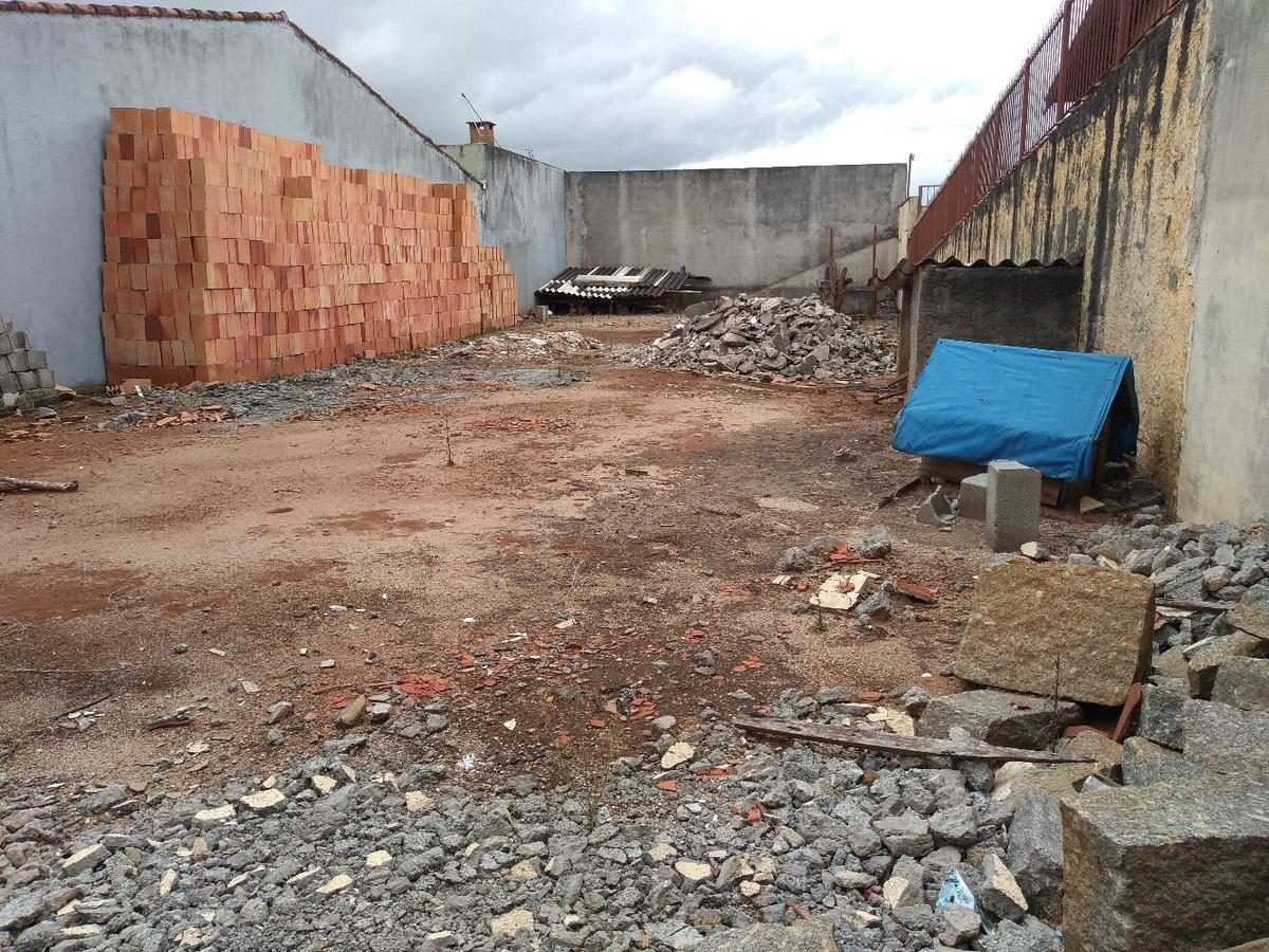 terreno à venda - cidade edson - suzano/sp