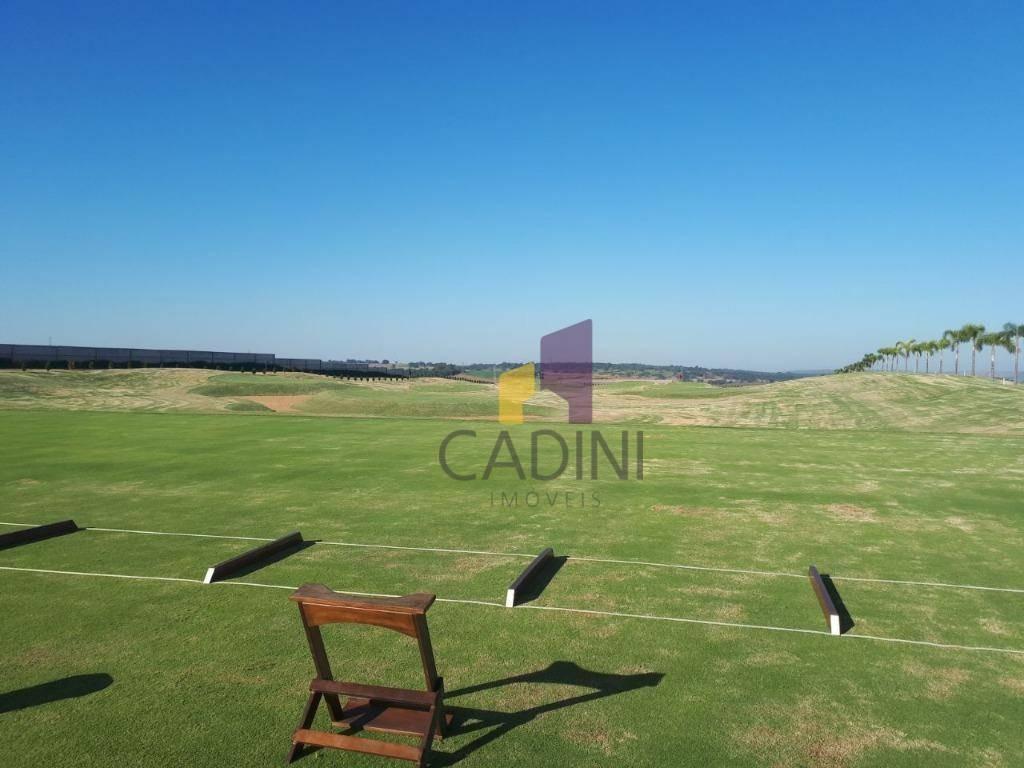 terreno à venda - colina golf residence - cascavel/pr - te0082