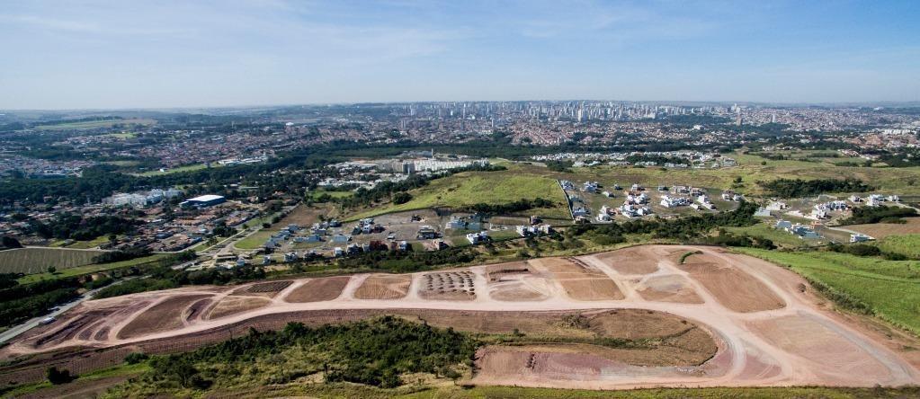 terreno à venda, cond. soleil piracicaba - jardim são francisco - piracicaba/sp - te0856