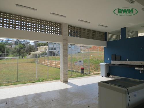 terreno à venda, condomínio vila azul, sorocaba - te2259. - te2259