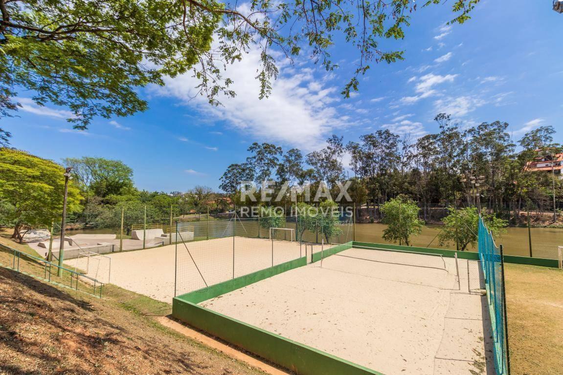 terreno à venda de 846 m2 , condomínio marambaia, vinhedo-sp te1729 - te1729