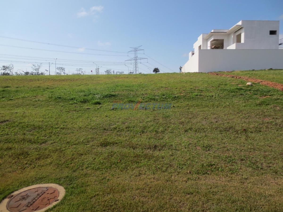 terreno à venda em alphaville dom pedro 3 - te249082