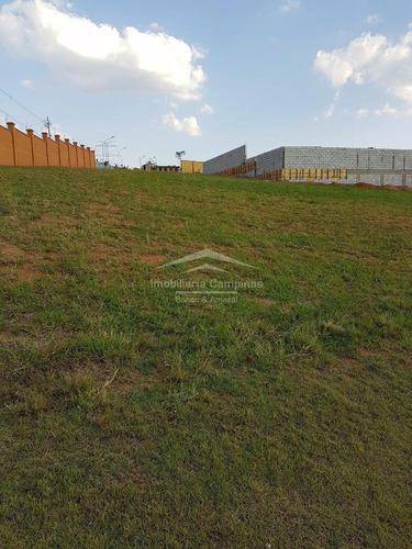 terreno à venda em alphaville dom pedro - te003428