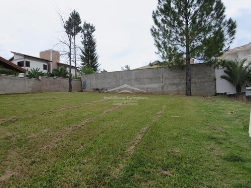 terreno à venda em alphaville dom pedro - te004188