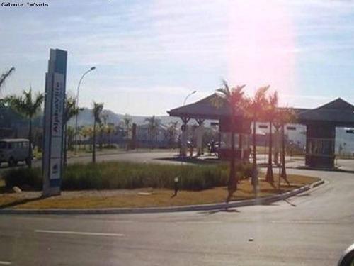terreno à venda em alphaville dom pedro - te048427
