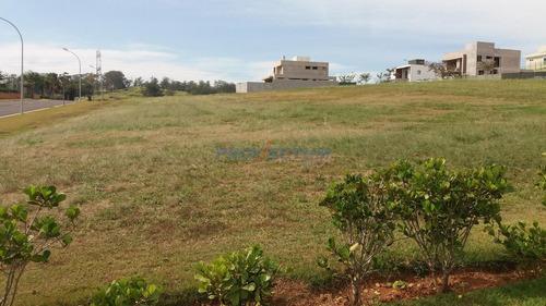terreno à venda em alphaville dom pedro - te243924