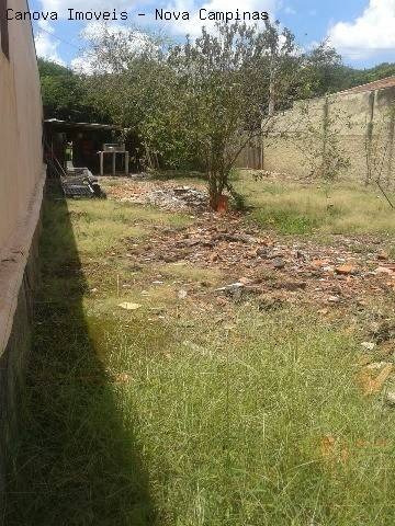 terreno à venda em barão geraldo - te109077