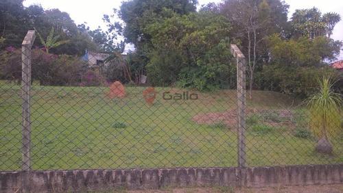 terreno à venda em bosque - te006245