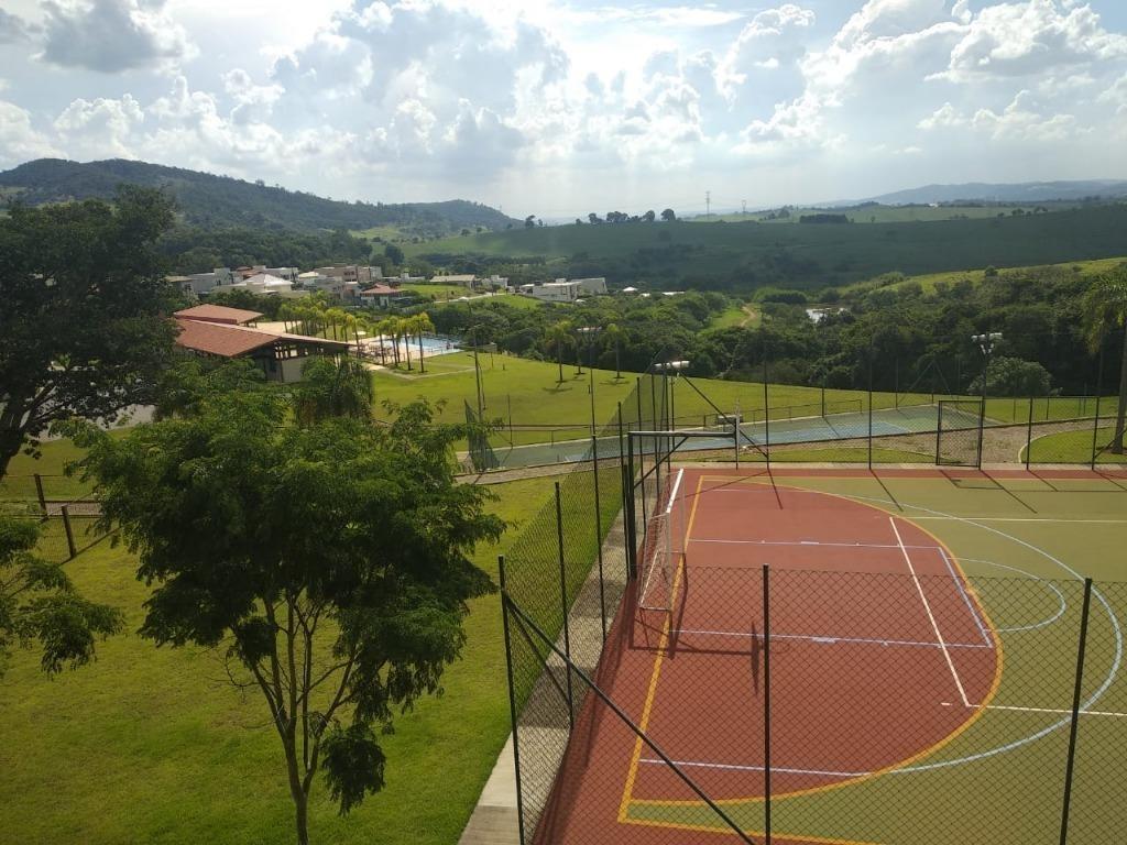 terreno à venda em bragança paulista, condomínio residencial campos do conde - te0077
