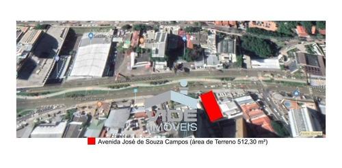 terreno à venda em campinas no cambuí, em avenida - te00948 - 34313868