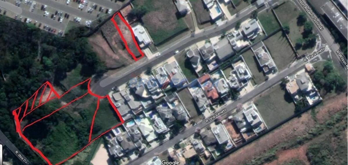 terreno à venda em chácara das nações - te274914