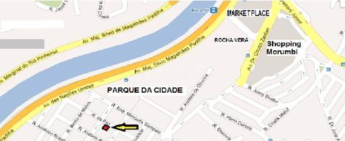 terreno à venda em chácara santo antônio (zona sul) - te085731