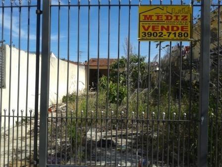 terreno à venda em chácara são joão - 8861