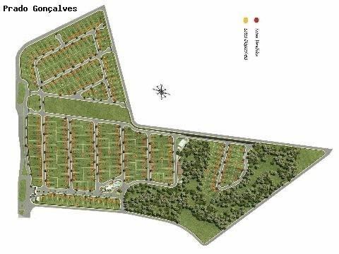 terreno à venda em chácara são rafael - te122367