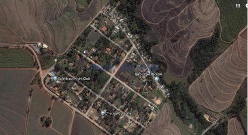 terreno à venda em chácaras recreio de cosmópolis - te239766
