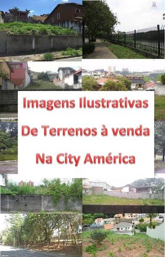 terreno à venda em city américa - 1194