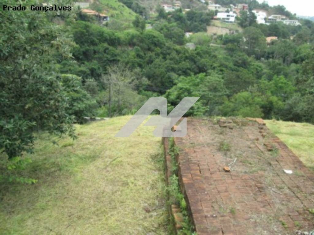 terreno à venda em colinas do ermitage (sousas) - te123559