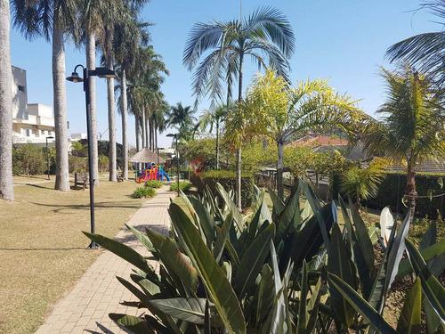 terreno à venda em condomínio jardim das palmeiras - te002174
