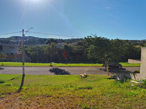 terreno à venda em condomínio morada do bosque - te003539