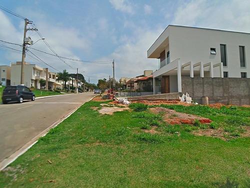 terreno à venda em condomínio reserva dos vinhedos - te006497