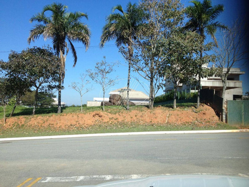 terreno à venda em condominio residencial paradiso - te110023