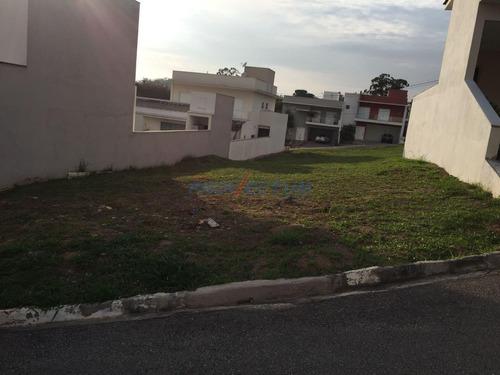 terreno à venda em condomínio residencial village d'avignon - te250622