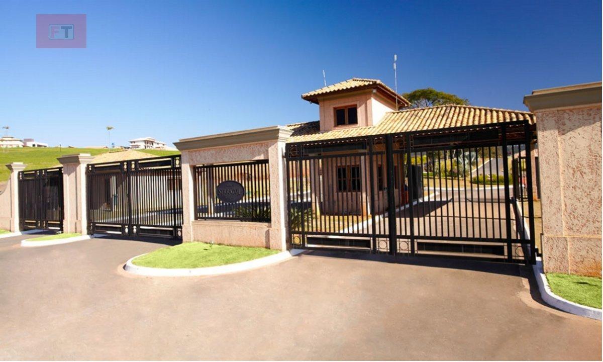 terreno à venda em itupeva condomínio serra azul ii sp - teffe-lt00156