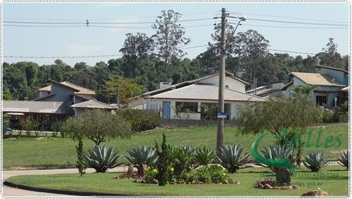 terreno à venda em itupeva no condomínio colinas de inhandjara - 3438