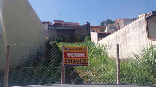 terreno à venda em jardim antonio von zuben - te233749