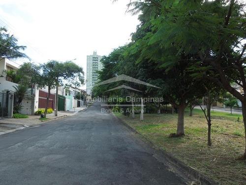 terreno à venda em jardim chapadão - te003404