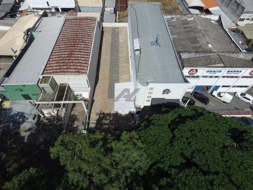 terreno à venda em jardim novo cambuí - te003629