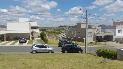 terreno à venda em loteamento alphaville campinas - te009284