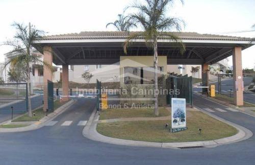 terreno à venda em loteamento alphaville campinas - te120121