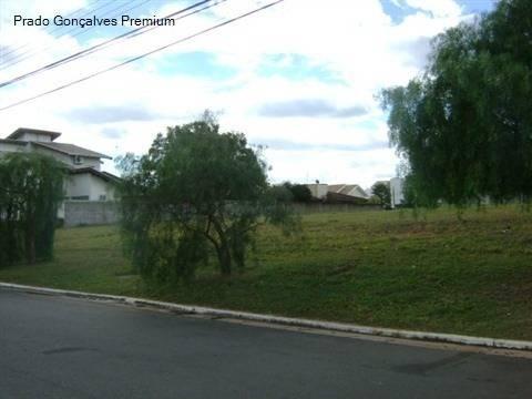 terreno à venda em loteamento alphaville campinas - te164637