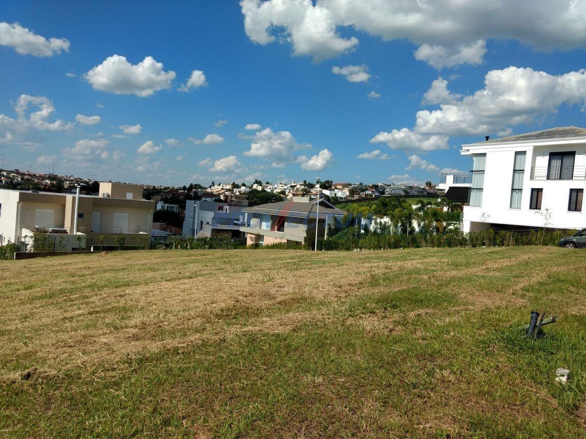 terreno à venda em loteamento alphaville campinas - te235686