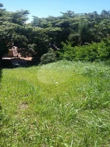 terreno à venda em loteamento caminhos de sao conrado (sousas) - te211022